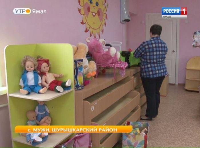 Детские сады райцентра Мужи закрываются на карантин