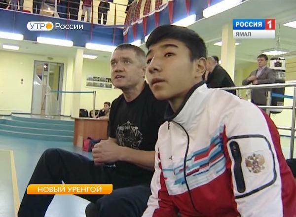 Болельщики болеют за спортсменов на чемпионате