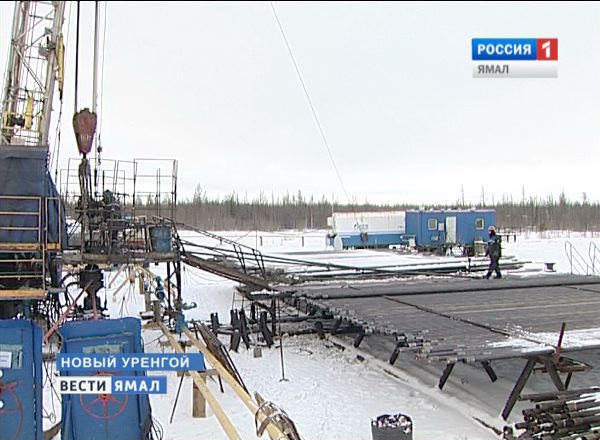 Как прочищают скважины на Ямале?