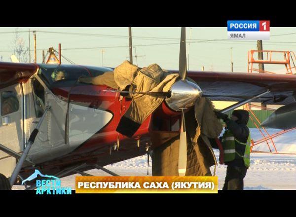 Легкомоторный самолет Пилатус