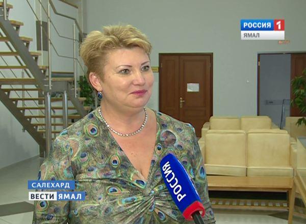Ольга Беседина, председатель Ямало-ненецкого окружного отделения Союза женщин России