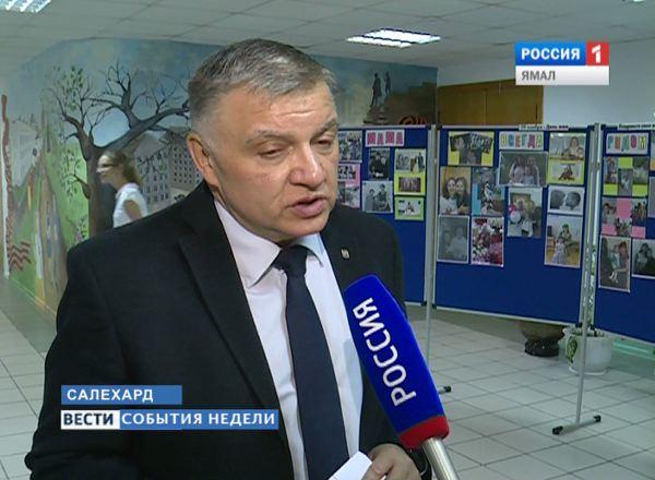 Игорь Овсяник, директор Гимназии №1, учитель русского языка и литературы