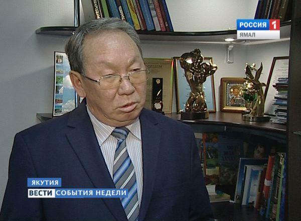 Харлампий Дьяконов, директор ГТРК «САХА»