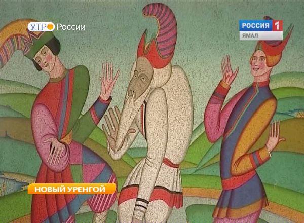 Картина французского художника Михаила Шемякина