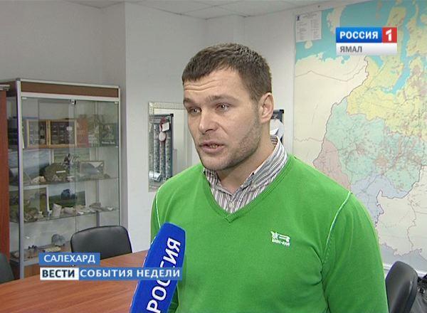 Антон Синицкий, и.о. директора ГКУ ЯНАО «Научный центр изучения Арктики»