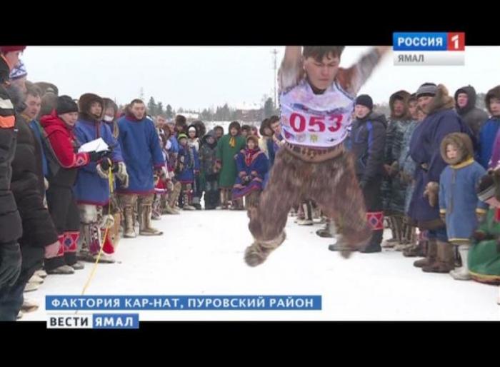На Ямале стартовали празднования Дня оленевода