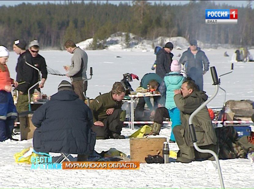 - подробный прогноз клёва и погоды в Мурманске на 3 дня и 15 дней