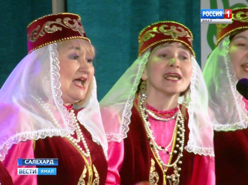 Татарские поздравление на юбилей 50 лет в прозе 580