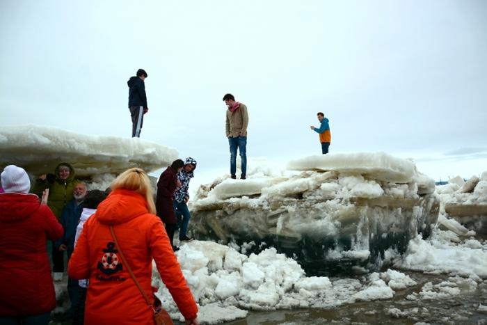 Синоптики рассказали, когда на Ямал придет ледоход