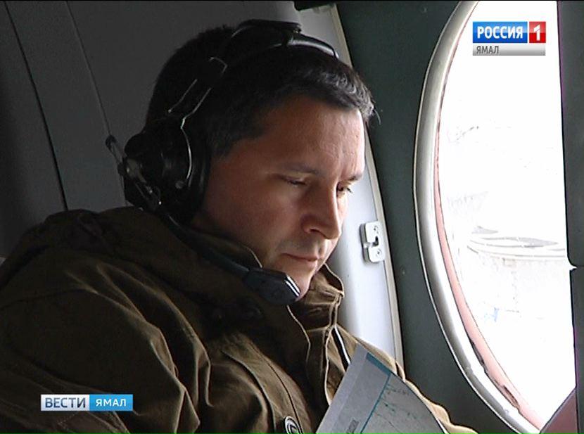 Ктушение пожаров вЯНАО привлекут 2-ой самолет МЧС