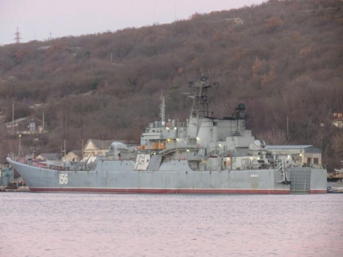 БДК «Ямал» вскоре вернется в боевой строй