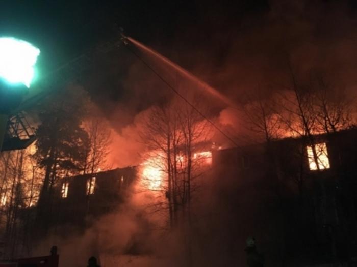 В Ноябрьске очагом возгорания в доме по ул. Изыскателей  была квартира погибшего