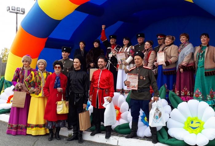 Праздник русской удали: в ямальской столице прошел фестиваль «Казачий разгуляй»
