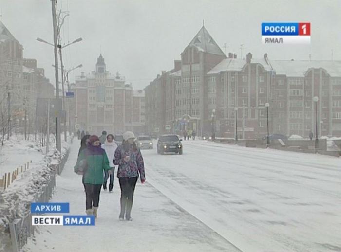 Леденящий понедельник: синоптики рассказали, как долго продержится на Ямале мороз