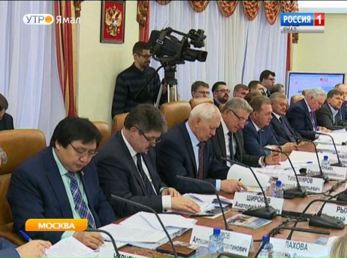 Вопросы социально-экономического развития Ямала сегодня обсудят в Москве