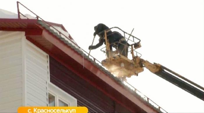 Красноселькупские общественники взялись за безопасность граждан