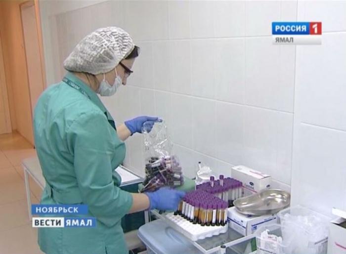 Первый в сезоне случай гриппа у ребенка зарегистрировали в Ноябрьске