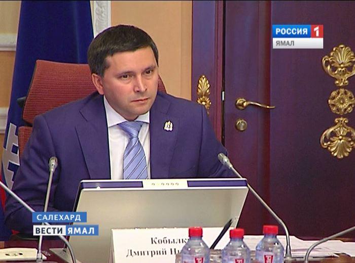 Губернатор Ямала представил сведения о доходах за 2017 год