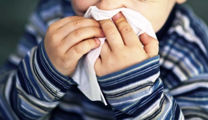 Простуженных детей не пустят в школу или сад