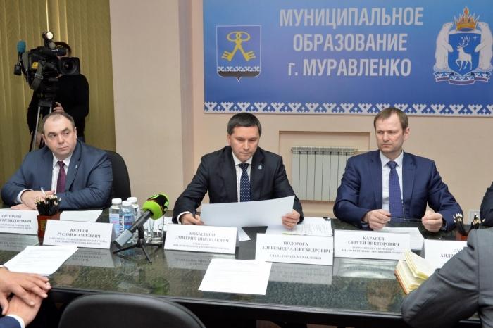 Губернатор Ямала откроет в Муравленко долгожданную спортивную арену, осмотрит экодома и проекты благоустройства
