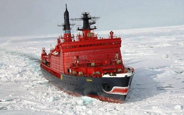 Россия планирует в ближайшие пять лет потратить почти триллион на развитие Северного морского пути