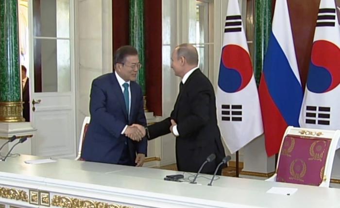 Россия и Южная Корея будут развивать Арктику вместе
