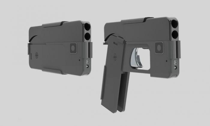 В США начали продавать смартфон, которым можно убить
