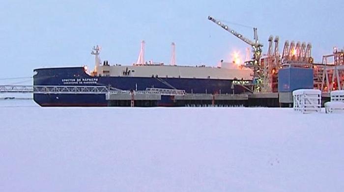 «Ямал СПГ» в 2018 году увеличил общероссийский экспорт газа на 50 процентов