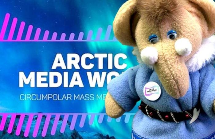 У Международного циркумполярного конгресса СМИ «Арктический медиамир» появился свой символ