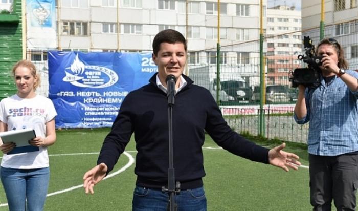 Дмитрий Артюхов посетил с рабочим визитом Новый Уренгой