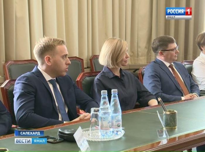 Участник «Лидеров России» Олег Клочков возглавил департамент госзаказа ЯНАО