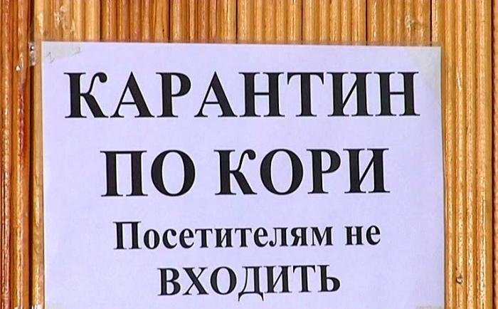 Названа дата окончания карантина по кори в Ноябрьске