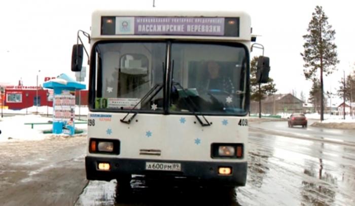 В одном из пассажирских автобусов Ноябрьска теперь есть бесплатный Wi-Fi