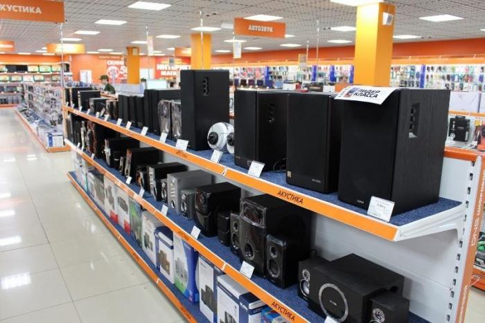 В Салехарде появятся три крупных сетевых магазина бытовой техники