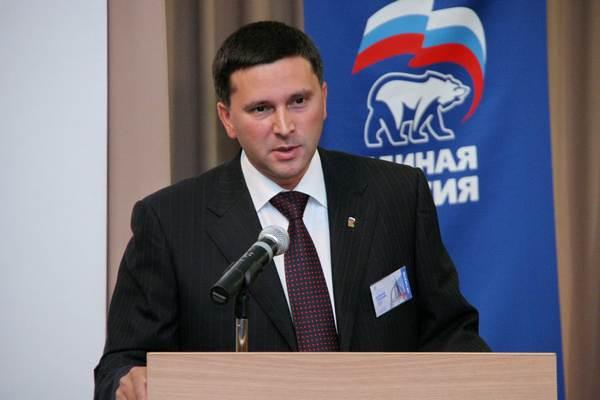 Дмитрий Кобылкин принял участие в 2-дневном съезде партии «Единая Россия»