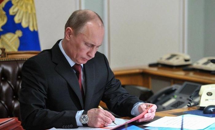 Президент внёс кандидатуры на должность губернатора Ямала