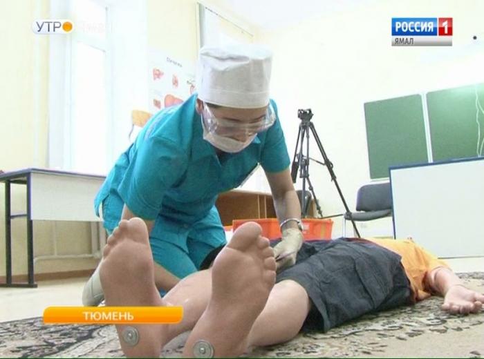 Ямальские медики бьются в Тюмени за звание лучшего
