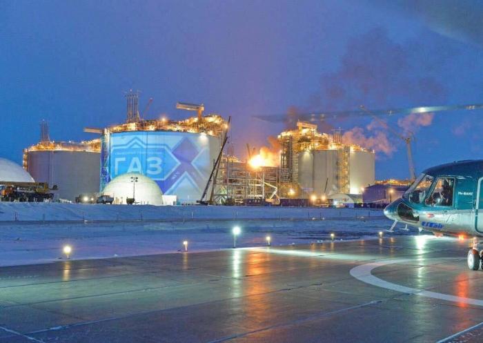Четвёртую линию «Ямал СПГ» построят, используя отечественное оборудование