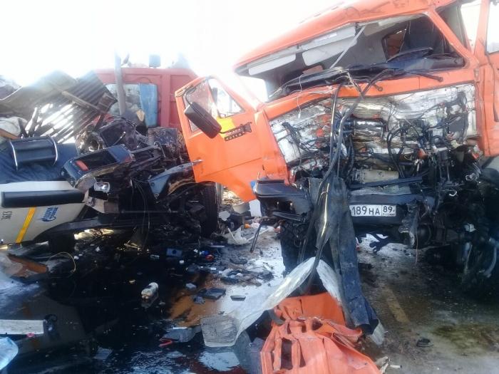 Пострадавший в страшной аварии на Ямале, рассказал журналистам, как это было