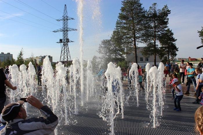 Ноябрьские фонтаны закрывают на зимовку