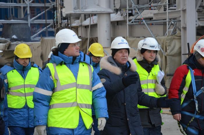 Работа ВЕЛЕССТРОЙ на Ямале продолжается: объект проинспектирован министром энергетики