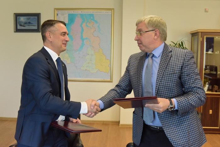 Сбербанк и Международное ведомство Ямала подписали соглашение  о развитии проекта «Банк бизнес-партнеров»