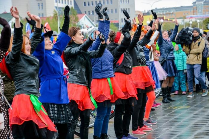 День города в Салехарде: фотоподборка с места событий