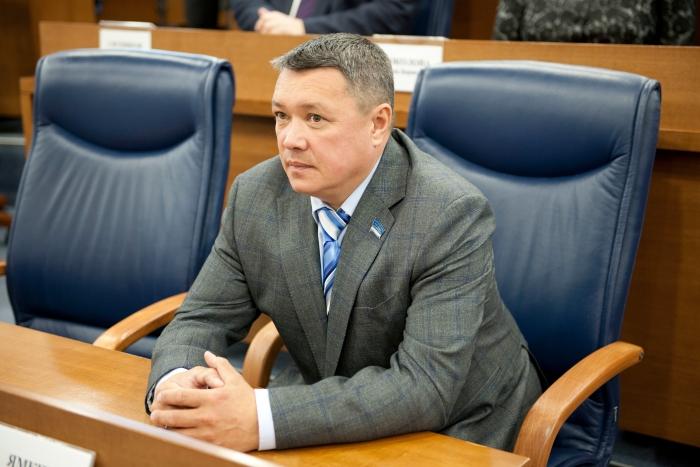 Сергей Ямкин участвует в сессии Конгресса местных и региональных властей Совета Европы