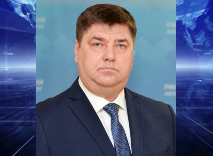 Назначен первый замдиректора департамента по взаимодействию с федеральными органами государственной власти и мировой юстиции ЯНАО