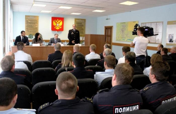 Из Ноябрьска в Лабытнанги: назначен новый начальник отдела МВД