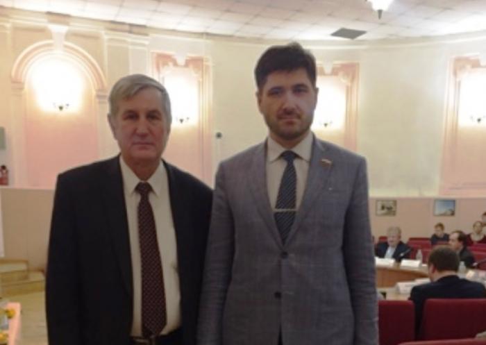 Владимир Пушкарев принял участие в круглом столе по вопросам международного сотрудничества в Арктике