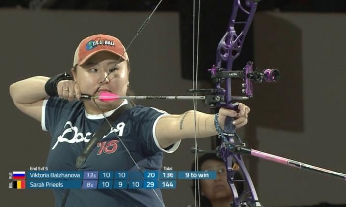 Ямальская спортсменка одержала победу на Кубке мира по стрельбе из лука