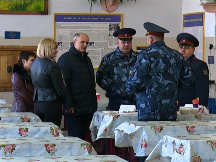 Общественный совет при УФСИН посетил «Полярную сову»