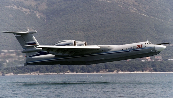 Возвращение «Альбатросов»: в России собираются возродить легендарные самолеты-амфибии А-40